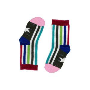 Barnstrumpor med halkskydd Tag Socks Heroes